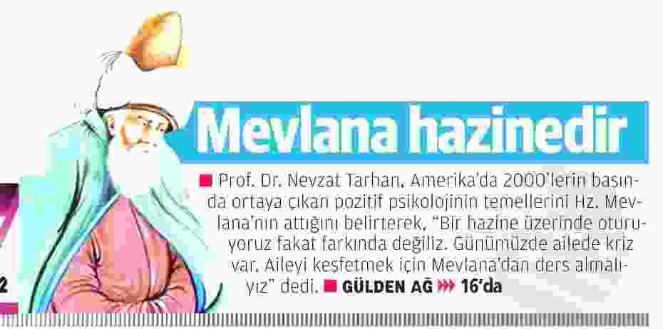 MEVLANA HAZİNEDİR