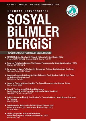 Sosyal Bilimler Dergisi
