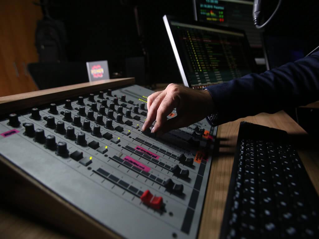 Radyo Stüdyosu 3