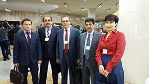 Üsküdar  Üniversitesi, Rusya Federasyonu'nda kongrelere ve bilimsel çalışmalara katıldı