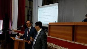 Üsküdar  Üniversitesi, Rusya Federasyonu'nda kongrelere ve bilimsel çalışmalara katıldı 2