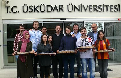 Üsküdar Üniversitesi aşure geleneğini sürdürüyor! 2