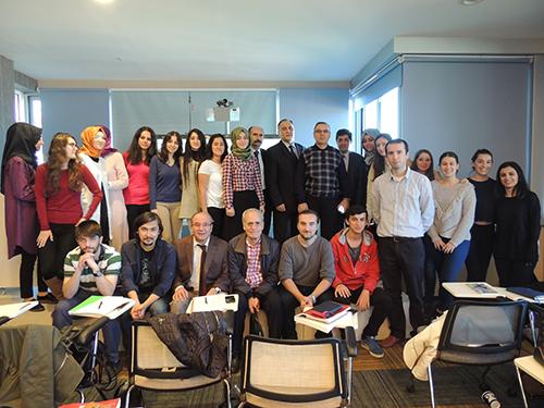 Prof.Dr. Ruşen Galyamov'dan Üsküdar Üniversitesi'ne ziyaret