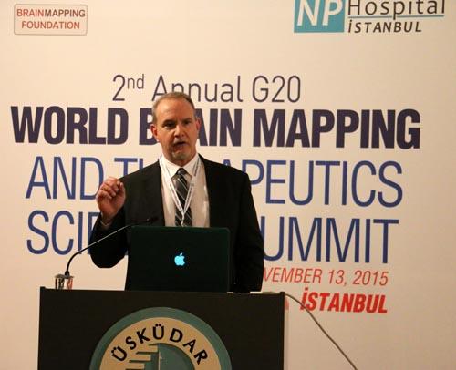 Üsküdar Üniversitesi'nde 2. G20 Dünya Beyin Haritalama Zirvesi 10