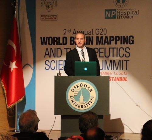 Üsküdar Üniversitesi'nde 2. G20 Dünya Beyin Haritalama Zirvesi 11