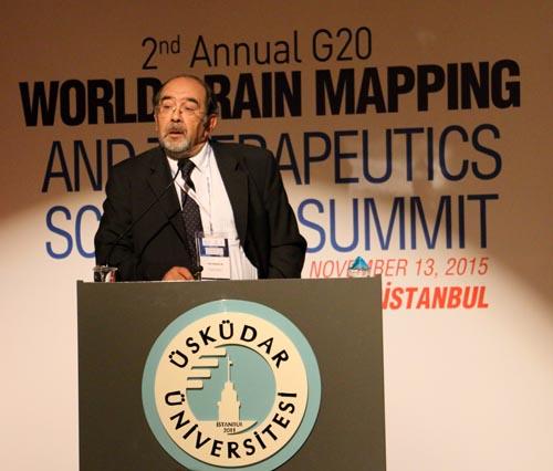 Üsküdar Üniversitesi'nde 2. G20 Dünya Beyin Haritalama Zirvesi 14