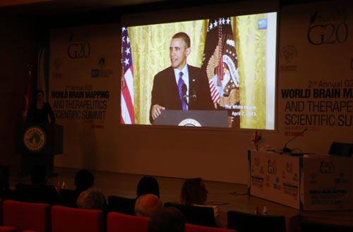 Üsküdar Üniversitesi'nde 2. G20 Dünya Beyin Haritalama Zirvesi 5