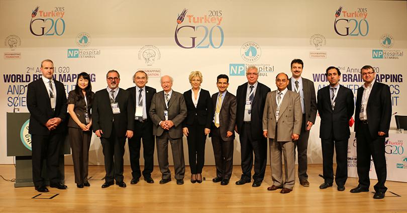 2. G20 Dünya Beyin Haritalama ve Tedavileri Zirvesi Tamamlandı. Sonuçlar G20 Liderleriyle Paylaşıldı