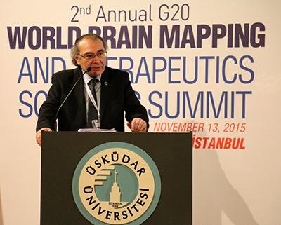 2. G20 Dünya Beyin Haritalama ve Tedavileri Zirvesi Tamamlandı. Sonuçlar G20 Liderleriyle Paylaşıldı 2