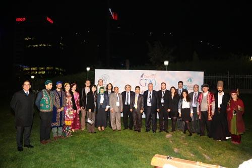 2. G20 Dünya Beyin Haritalama ve Tedavileri Zirvesi Tamamlandı. Sonuçlar G20 Liderleriyle Paylaşıldı 13