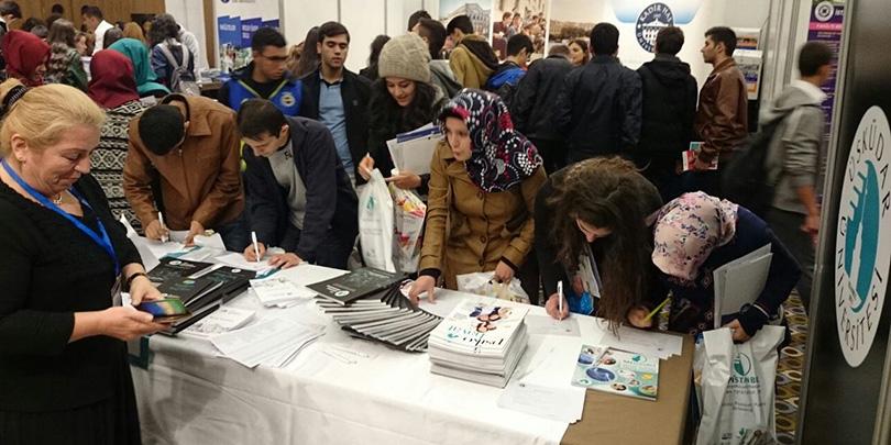 Üsküdar Üniversitesi, Gaziantep'te üniversite adaylarıyla buluşuyor (2015-11-27)
