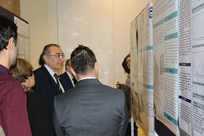Üsküdar Üniversitesi posterlerine 1. ve 3. lük ödülü