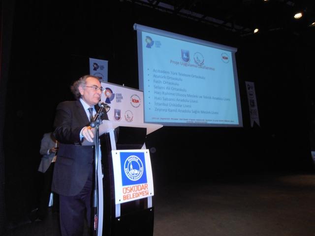"""Üsküdar Üniversitesi'nden """"ODGE"""" projesine destek."""