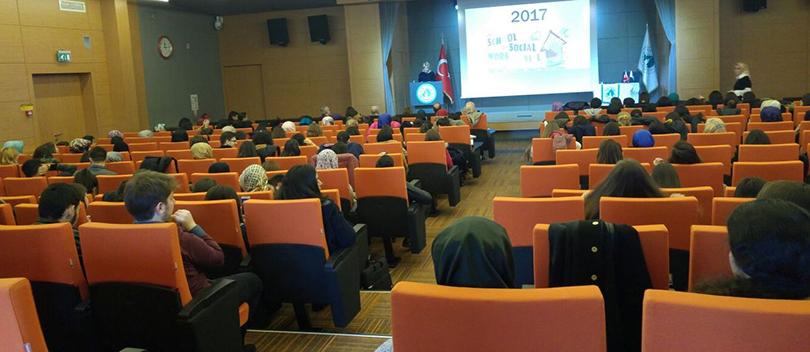 """""""Okul Sosyal Hizmeti"""" semineri 3"""