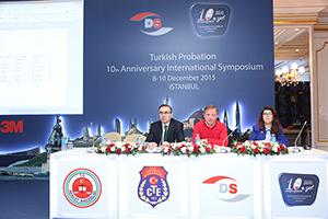 Üsküdar Üniversitesi Denetimli Serbestlik 10. Yıl Sempozyumu'nda