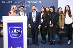 Üsküdar Üniversitesi Denetimli Serbestlik 10. Yıl Sempozyumu'nda 2