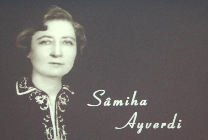 Mütefekkir yazar Sâmiha AyverdiÜsküdar Üniversitesi'nde konuşuldu…