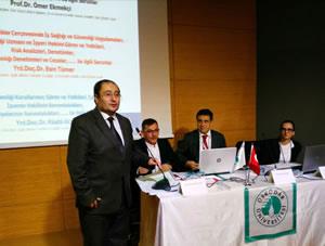Üsküdar Üniversitesi ve İstanbul Büyükşehir Belediyesi'nden iş güvenliği çalıştayı