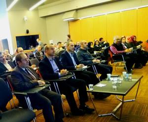 Üsküdar Üniversitesi ve İstanbul Büyükşehir Belediyesi'nden iş güvenliği çalıştayı 2