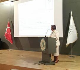 """Üsküdar Üniversitesi'nde """"Kadın ve dayanışmanın gücü"""" konuşuldu 3"""