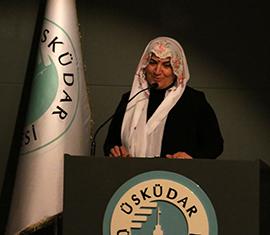 """Üsküdar Üniversitesi'nde """"Kadın ve dayanışmanın gücü"""" konuşuldu 7"""