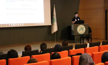 Üsküdar Üniversitesi İletişim Fakültesi'nde gazetecilik atölyesi düzenlendi