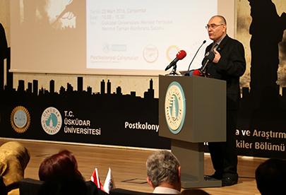 """""""Çağımızın Buhranı Terör"""" Sempozyumu Prof. Dr. Mehmet Görmez'in katılımıyla gerçekleştirildi"""