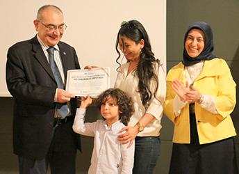 """Prof. Dr. Nevzat Tarhan: """"Aile bütünlüğünü önemseyen aile danışmanları yetiştirmeliyiz"""" 3"""