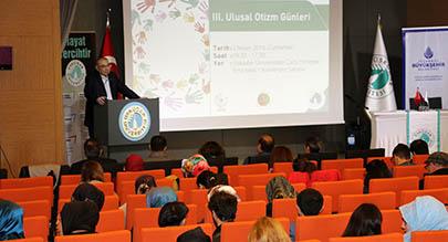 3. Ulusal Otizm Günleri Üsküdar Üniversitesi'nde düzenlendi 2