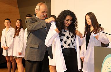 Ergoterapi ve Odyoloji öğrencileri önlüklerini giyindi! 4