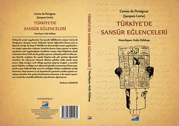 """İsmail Arda Odabaşı'nın """"Türkiye'de Sansür Eğlenceleri"""" kitabı raflarda"""