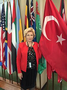 Prof. Dr. Sevil Atasoy'un BM Başarısına TBMM'den Tebrik…