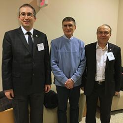 Prof. Dr. Aziz Sancar'dan Üsküdar Üniversitesi'nin gen temelli çalışmalarına büyük ilgi. 2