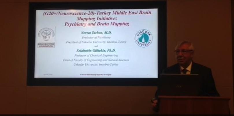 Prof. Gültekin's Presentation at the United States Congress (April 20,2016)
