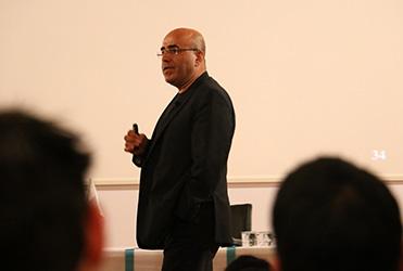 Siyasal İletişim uzmanı Necati Özkan, Üsküdar Üniversitesi'nde iletişimcilerle buluştu…