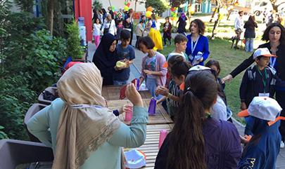 Çocuklar Üsküdar Üniversitesi Çocuk Şenliğinde eğlendi… 5