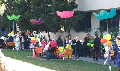 Çocuklar Üsküdar Üniversitesi Çocuk Şenliğinde eğlendi… 7