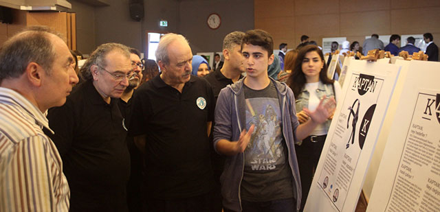 """High School Students Competed with """"their ideas"""" at Üsküdar University 5"""
