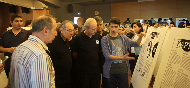 """High School Students Competed with """"their ideas"""" at Üsküdar University 6"""