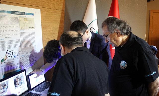 Üsküdar Üniversitesi'nde liseliler