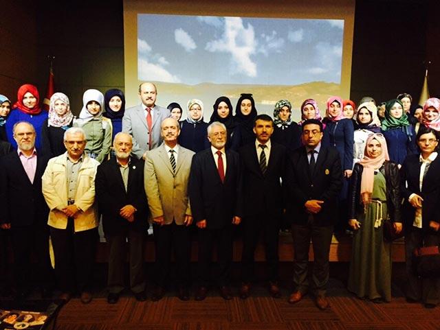 Üniversite Kültürü Derslerinin Konuğu Mardin Artuklu Rektörü Prof. Dr. Ahmet Ağırakça oldu