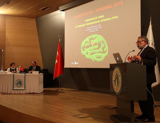"""""""The Secret of Super-Aging"""" was explained at Üsküdar University 2"""