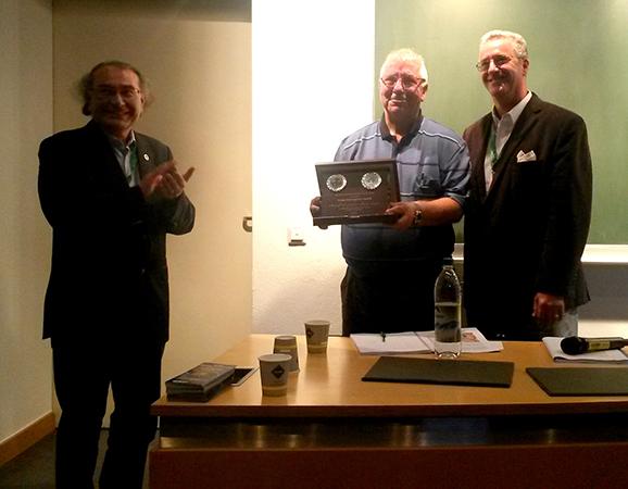 Turkish Scientist has been  elected to ECNS Board of Directors 2
