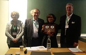 Türk Bilim İnsanına Başkanlık Ödülü 2