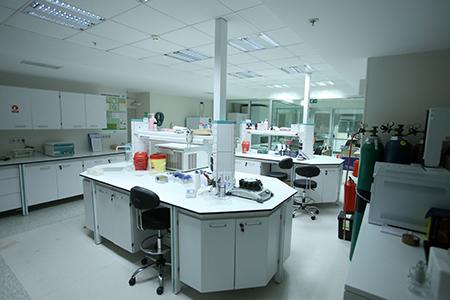 NPSUAM Tıbbi Biyokimya Laboratuvarı