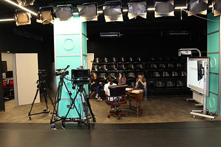 İletişim Fakültesi Eğitim Stüdyosu