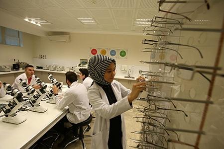 Optisyenlik Laboratuvarı