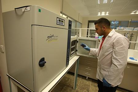 Tıbbi ve Aromatik Bitkiler Laboratuvarı