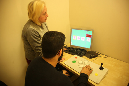 Cognitive Rehabilitation Laboratory