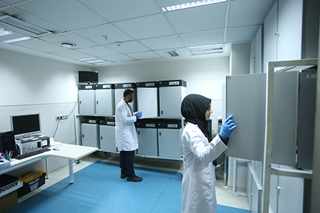Neuropsychopharmacology Practice and Research Center (NPFUAM) Experimental Research Unit (ÜSKÜDAB)